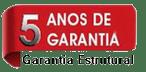 Garantia estrutural 5 anos Grades de Concreto